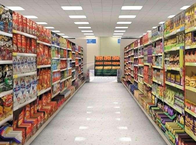 Limpeza terceirizada em supermercados - Foto: 1