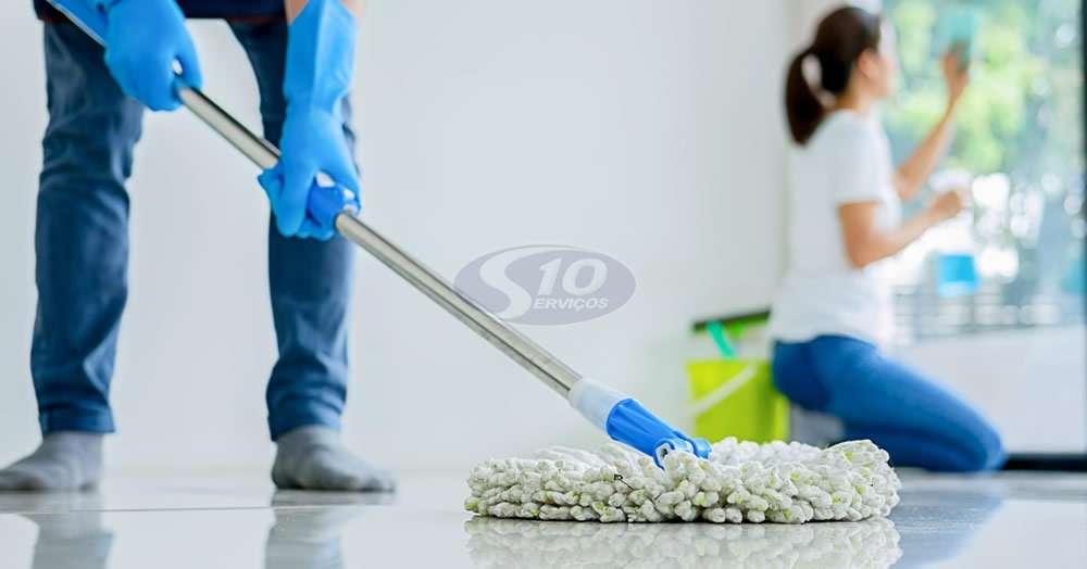 Serviço de limpeza em indústrias na cidade de Barueri/SP