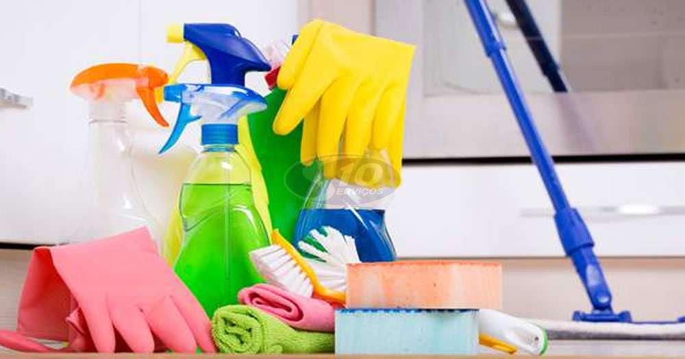 Serviço de limpeza em indústrias na cidade de Mogi das Cruzes/SP