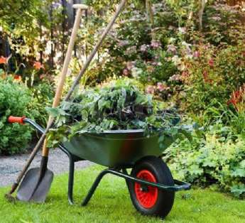 Serviço de jardinagem em indústrias na cidade de Atibaia/SP