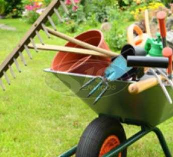 Serviço de jardinagem em indústrias na cidade de Barueri/SP