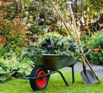Foto: Serviço de jardinagem em indústrias na cidade de Itaquaquecetuba/SP