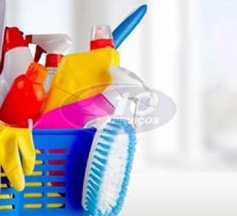 Serviço de limpeza em centros comerciais na cidade de Itapevi/SP